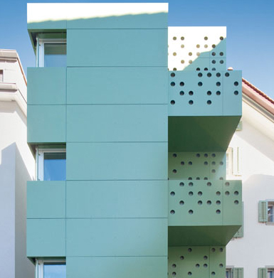 pvdf aluminum composite panel as the wall cladding.jpg