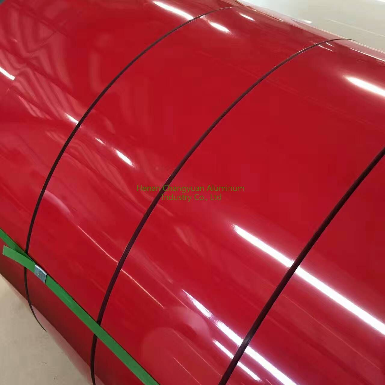PVDF RED ALUMINUM STRIP.jpg